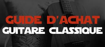 guide d'achat guitare classique