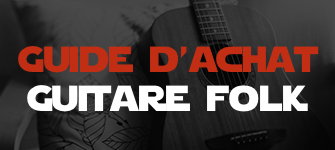 guide d'achat guitare folk