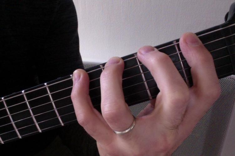 exercice echauffement guitare guitar pro