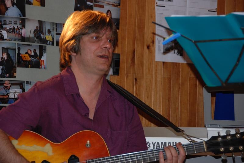 jean paul baillacou stage de guitare