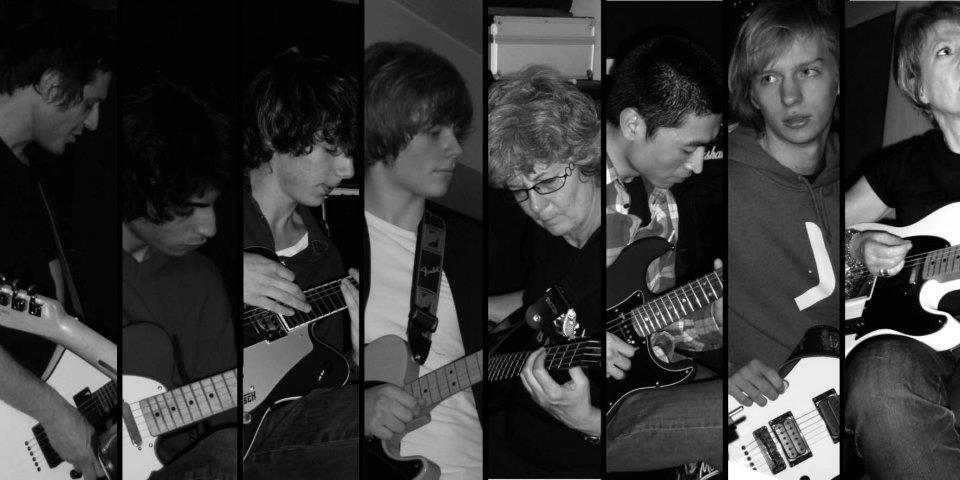 stage de guitare foo jay prod