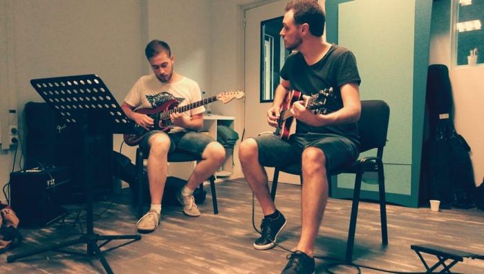 stage de guitare à montpellier