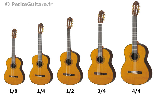 guitare classique 4/4 pas cher