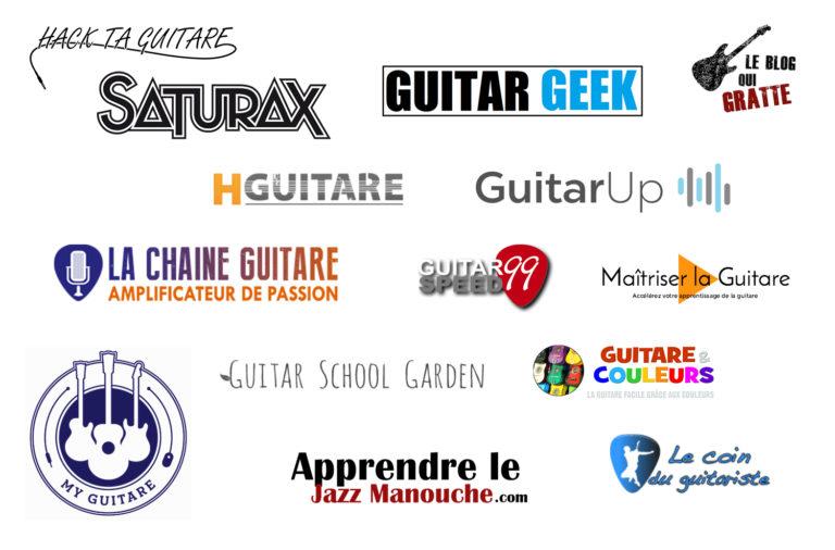 blog et site à propos de guitare