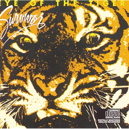 eye of the tiger survivor album