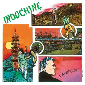 indochine l'aventurier album