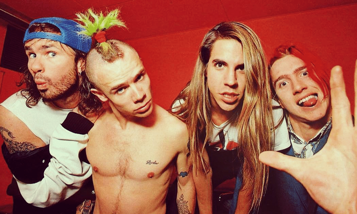 photo red hot chili peppers