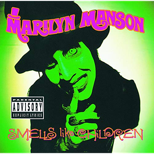 marilyn manson smells like children album