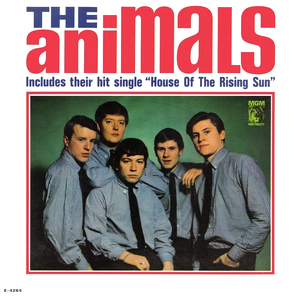 tablature guitare the animals