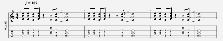 tablature guitare eric clapton