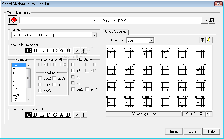 power tab logiciel tablature guitare