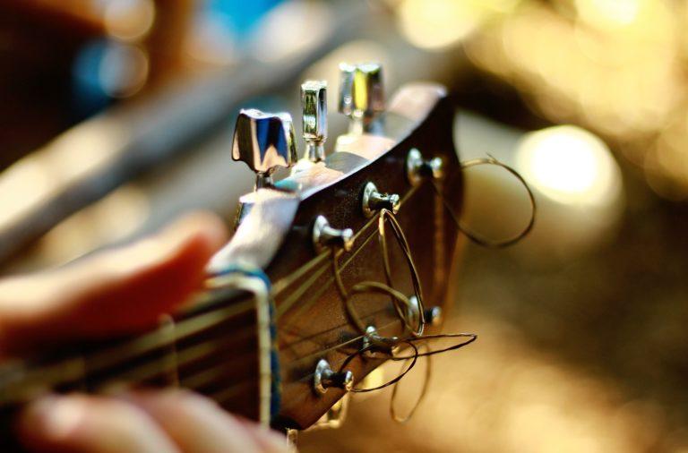 accorder guitare sans accordeur