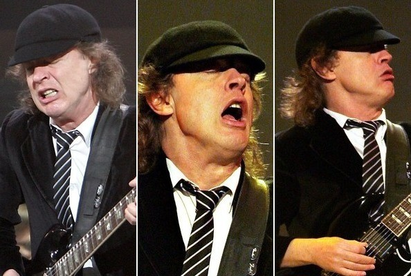 angus young guitar face 1