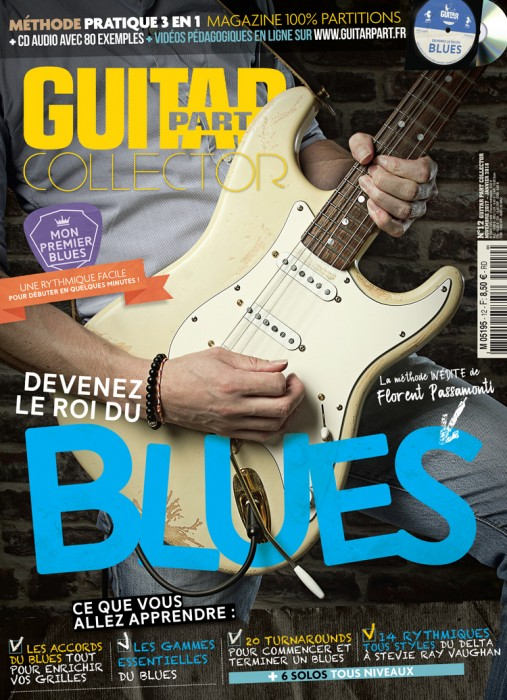 magazine guitar part