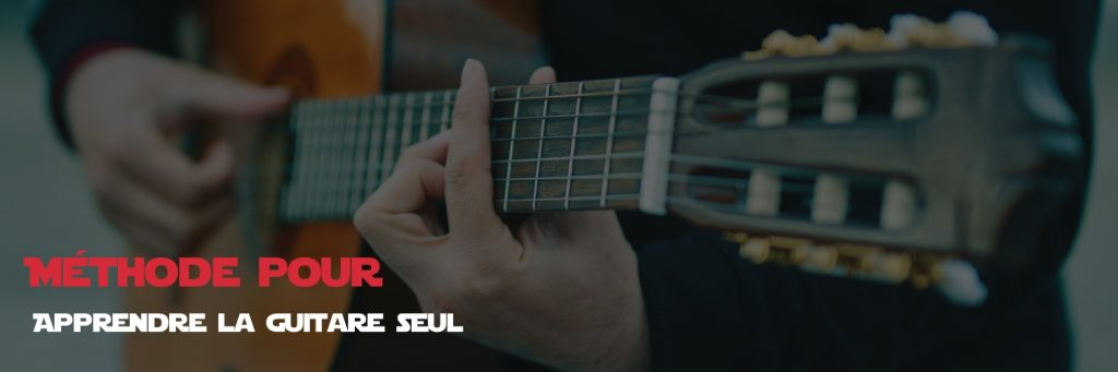 meilleure méthode pour apprendre la guitare seul