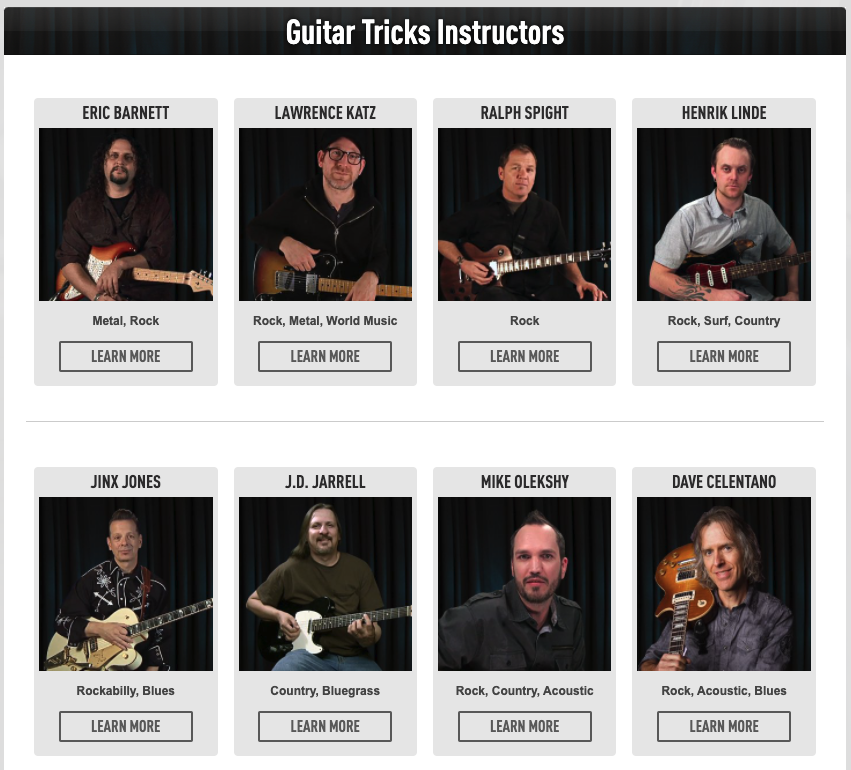 profs guitar tricks