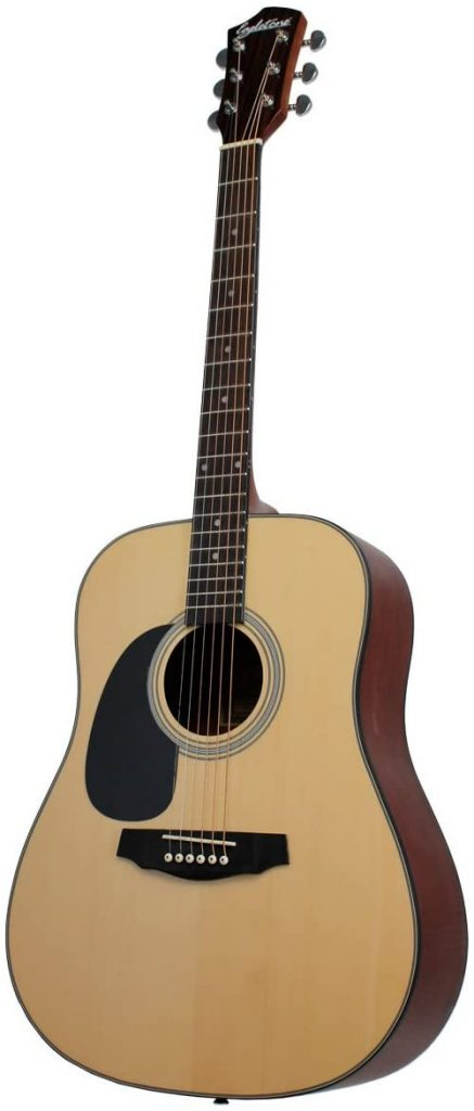 eagletone riverside guitare folk gaucher