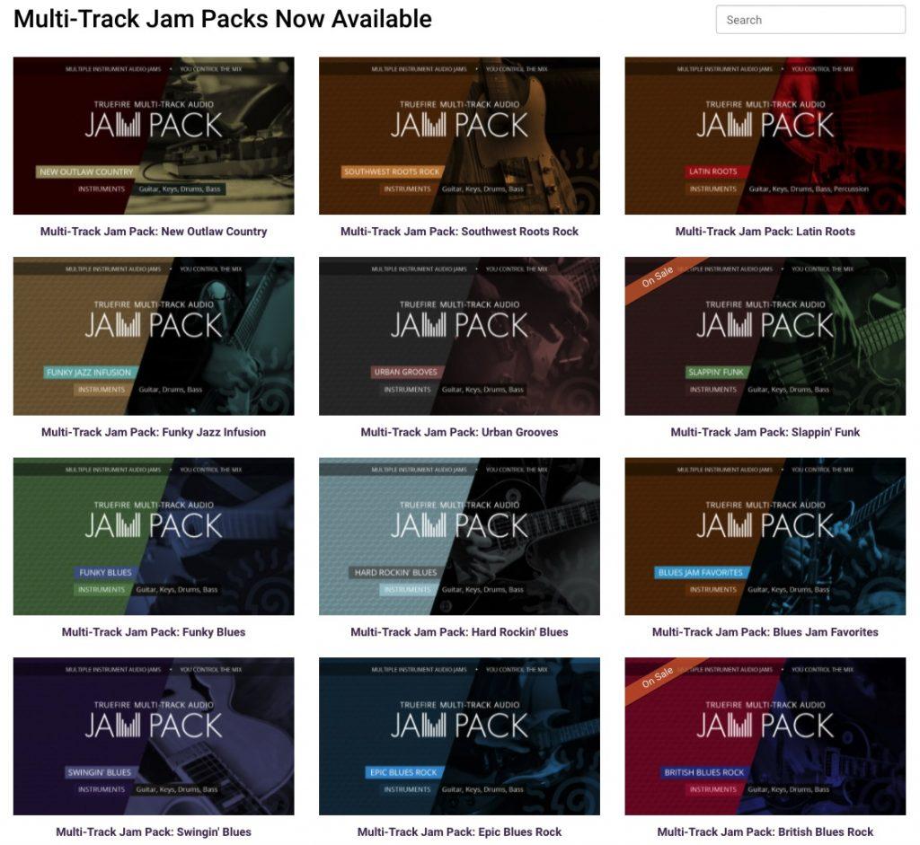 jampacks truefire
